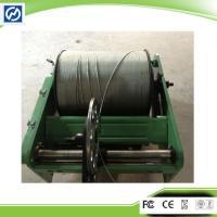 Wholesale High Quality Engineering Winch Galvanized Hand Winch with Cable from china suppliers