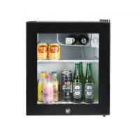 Wholesale Hotel Compressor Mini Fridge Commercial Refrigerator Freezer Electricity 46L from china suppliers