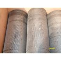 Buy cheap titanium metal electrode wire mesh from wholesalers