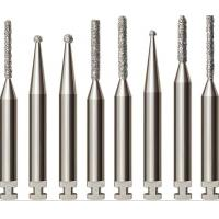 Wholesale Diamond Burs Rotary Dental Instruments from china suppliers