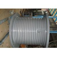 Wholesale lebus grooved drum wiht flange ,parts of the wich ,or full machine from china suppliers