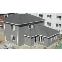Wholesale Oriental Style, Engergy Saving Double-Storey Prefab Villa House - Light Gauge Steel, GFA 2 from china suppliers