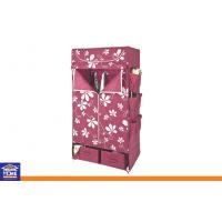 Wholesale Lady Non Woven Closet Bedroom Garment Wardrobe Free Standing Portable Closets from china suppliers