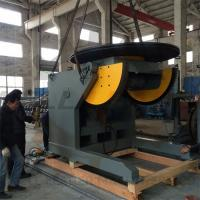 Wholesale Pipe Tube Flange Elbow Tilt Welding Positioner Machine 10Ton Tilting Capacity from china suppliers