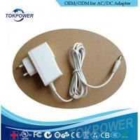 Buy cheap Pse White power adapter ac dc power supply with converter voltage from wholesalers