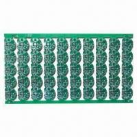 Wholesale Single Side PCB, 0.1mm Minimum Line Spacing from china suppliers