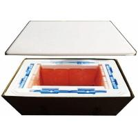 Buy cheap Custom Cold Chain Box EPS , PU , XPS , VIP , 50L/70L/35L from wholesalers