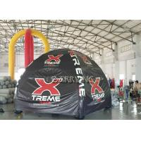 Wholesale Custom Inflatable Air Tent / Advertising Inflatable Event Tent With Logo Printing from china suppliers