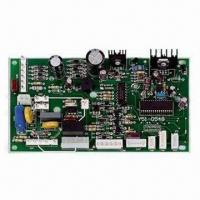 Buy cheap PCBA Board with 0.5 to 6oz Copper Thickness and 0.075mm Minimum Hole Size from wholesalers