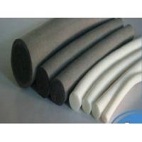 Wholesale RoHS Compliant Silicone Foam Tube Sponge Strip Heat Resistant For Medical Equipment from china suppliers