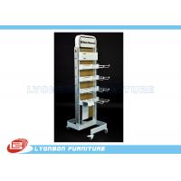 Wholesale Shop products Metal Wooden Display Stands With Metal Hooks , ISO SGS from china suppliers