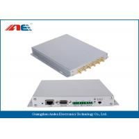 Wholesale Aluminum Alloy Housing Fixed RFID Reader With 12 Channels Anti Collision Algorithm from china suppliers