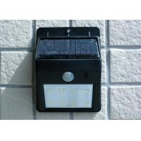 Wholesale Solar Light Waterproof Outdoor 8LED Light Solar Energy Powered Motion Sensor Detector Activated lamp from china suppliers