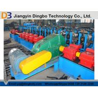 Wholesale Siemens PLC Highway Guardrail Roll Forming Machine With Full Automatic Cutting from china suppliers