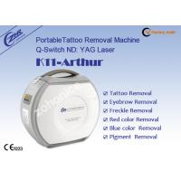 Quality Portable Apple Laser  Tattoo  Removal Machine for Men Q Switch ND Yag Lser for sale