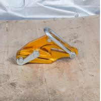 Wholesale 40KN Cable Pulling Clamp Aluminum Alloy Conductor Gripper Maximum Gap 32 for ACSR 300-400 from china suppliers