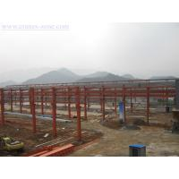Wholesale Wide Span Pre-Engineering Industrial Steel Buildings Frame , Movable Container House from china suppliers