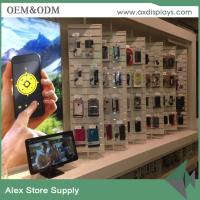Mobile accessories display showcase mobile phone shop interior display