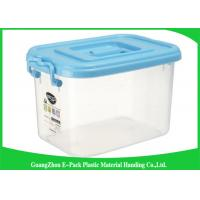 Wholesale Top Plastic Solid Clear Storage Boxes Space Saving With Big Capacity 560 * 380 * 320mm from china suppliers