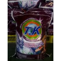 Wholesale T.K branded laundry detergent powder/1kg,10kg branded laundry washing powder to africa from china suppliers