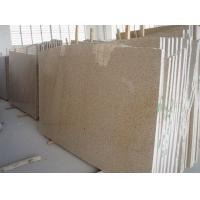 Wholesale Hottest Popular Rusty Golden Yellow G682 Granite big polished slabs tiles from china suppliers