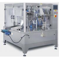 Wholesale stand-up pouch with zipper Pre-bag packaging machine for granular,powder,liquid,paste from china suppliers
