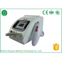 Wholesale ND Yag Laser 1 - 5mm Spot Size IPL Laser Machine For Tattoo / Pigment / Spot Removal from china suppliers