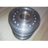 Wholesale Customization Durable Wire Rope Winch Drum , Industrial Rope Drum Hoist from china suppliers