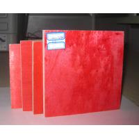 Buy cheap Water resistant red construction plywood board , Brown / black film faced plywood from wholesalers