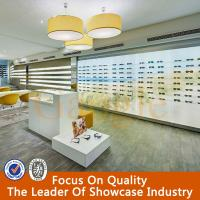 Wholesale optical shop interior design/optical shop display from china suppliers
