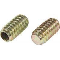 Iron M6 M8 M10 Blind Insert Nut Yellow Zinc Finished For Wood Furniture