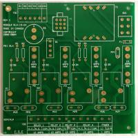 Buy cheap FR4 , Alu , PTFE Lead-Free HASL pcb 1oz , 0.5 - 6oz Copper Thickness from wholesalers
