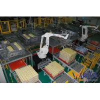 Buy cheap Material Handling Robots With Highly Flexible Automatic Device Used For Product Palletizer from wholesalers