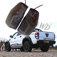 Wholesale Black Dynamic Car Rear Light For Ford Ranger 2012-2019 / Led Tail Lamp from china suppliers