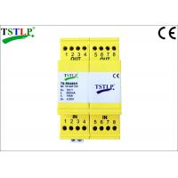 China Industrial Bus Control Industrial Surge Protector , RS422 / RS485 Voltage Surge Protector on sale