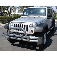 Wholesale Black Jeep Wrangler Front Bumper from china suppliers