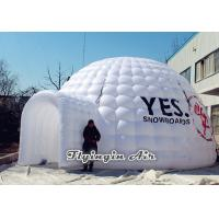 Wholesale 8m White Party and Wedding Tent, Inflatable Dome with Logo for Business Show from china suppliers