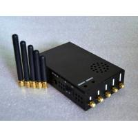 Quality Portable 3G 4G Cell Phone Jammer & WiFi Jammer for sale