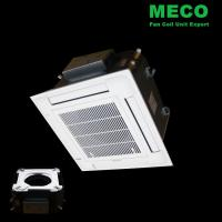 Wholesale 4 way Terminal for Industrial Air Conditioner System of Cassette fan coil unit-0.75RT from china suppliers