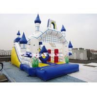 Wholesale 26ft Inflatable Camelot Castle Customize With Slide N Obstacles from china suppliers