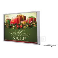 Wholesale Magnetic Double Sided 3528 Smd LED Light Boxes , Crystal Led Advertisement Display from china suppliers