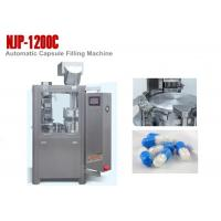 Wholesale SS304 High Speed Automatic Capsule Filling Machine for Output 72000 Capsules Per Hour from china suppliers