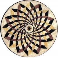 Wholesale mosaic PY-4851SD marble mixed stainless steel mosaic from china suppliers