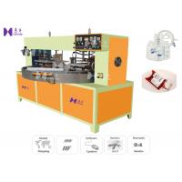 Wholesale High Frequency Medical Pouch Making Machine 2100×2600 MM Welded Area With Anti - Flash System from china suppliers