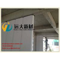 ALC Insulated Interior Wall Panels