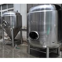Wholesale Brewing Beer Brite Tank SUS304 316L 500L 1000L 2000L 3000L + from china suppliers