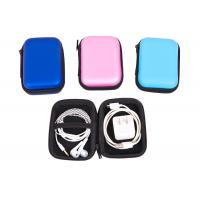Wholesale Home Office Multi Function Earphone Carry Case With Print / Hang Tag Logo from china suppliers
