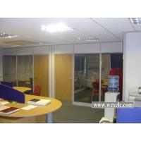 Wholesale Modular Office Partitions With Famed Aluminium Tempered Glass, Ecological Door from china suppliers