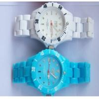 Wholesale Silicone slap bracelet watch for 2012 London Olympic Game from china suppliers