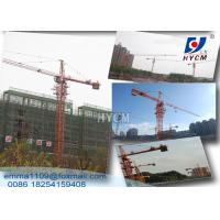 Wholesale Mini TC3008 2T Topkit Tower Crane Max Hight 60 m Jib Length 30 m from china suppliers